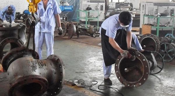 伟恒阀门-专业煤气阀门维修厂