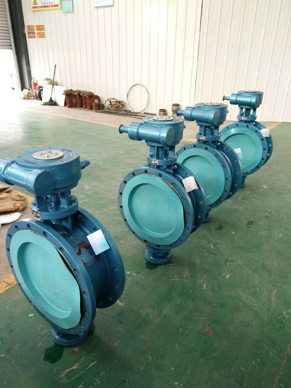 长治钢铁厂使用伟恒阀门高炉煤气专用蝶阀解决生产安全问题