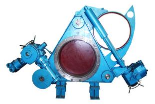 电动涡轮盲板隔断阀F943X